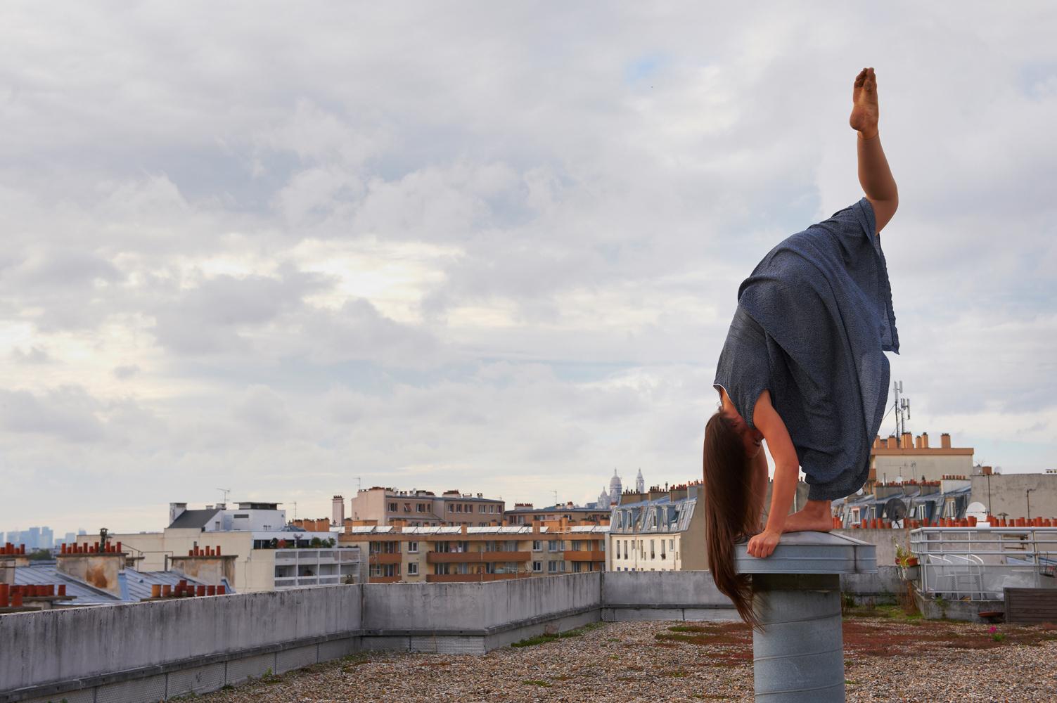 Louise – toits de Paris