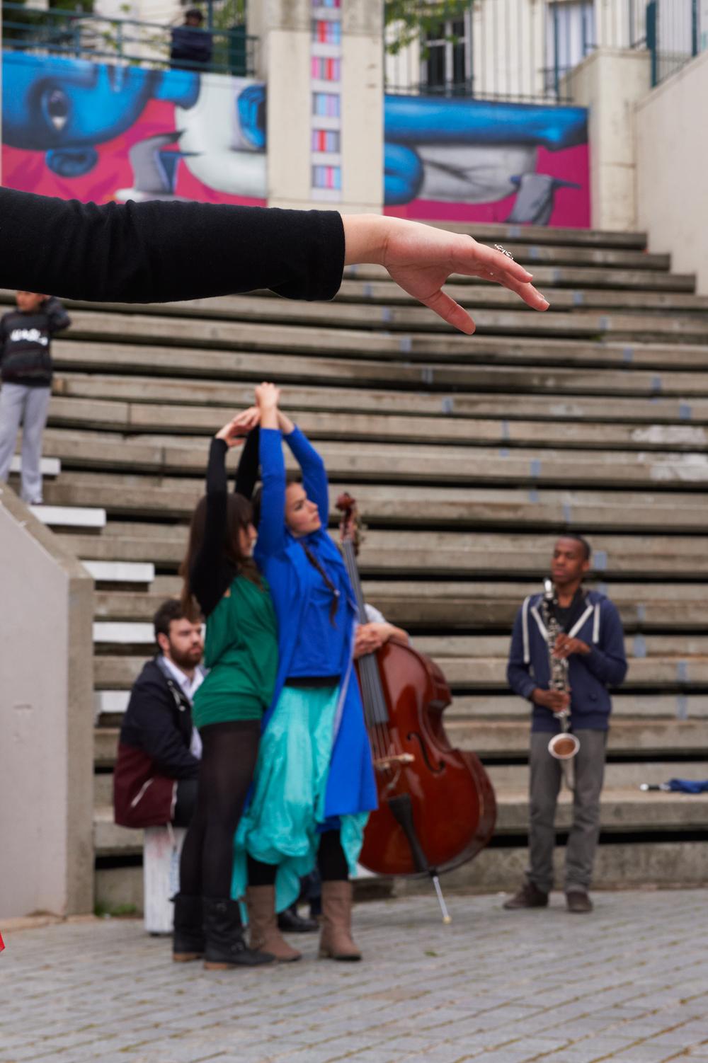 En Ka – Improvisation à Paris