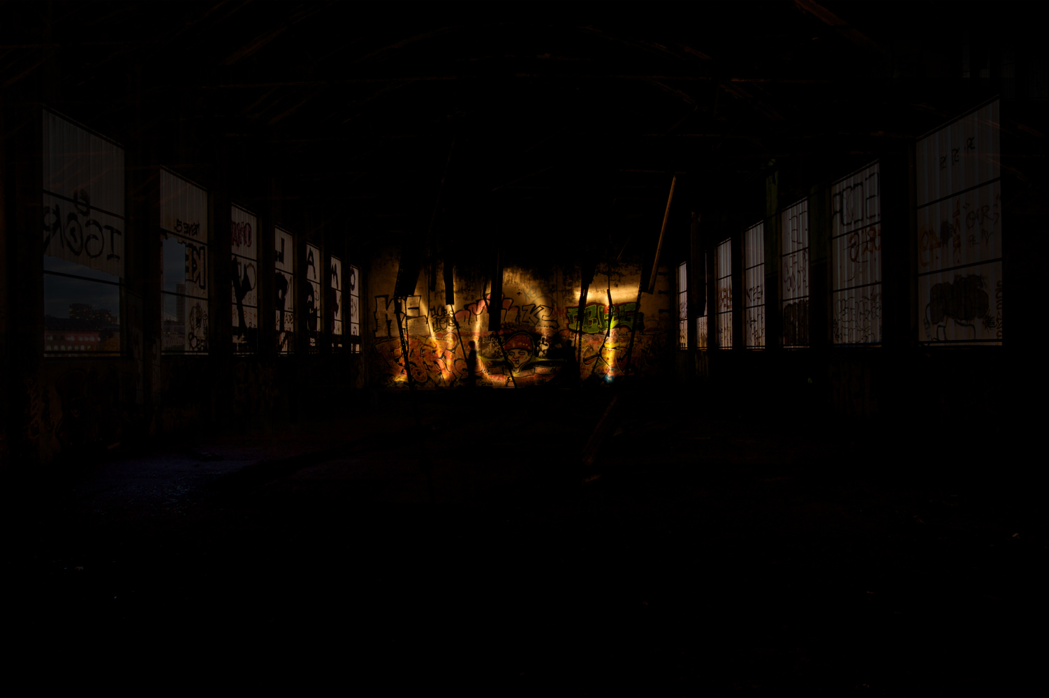 Light Painting – Not